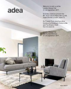 Adea-Invitation-London-Design-Fair